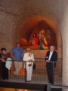Siena 2004-Lele, la Piera e Giorgio (1)