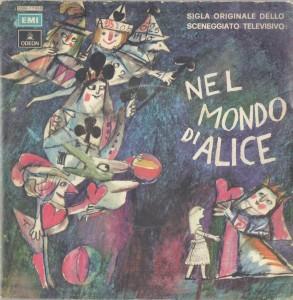 Luzzati-45giri-Nel mondi di Alice