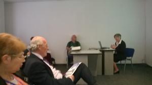 Sir Michael Rutter nella mia sessione