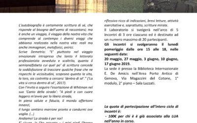 """""""IL VIAGGIO/I VIAGGI. Il viaggio della vita, i viaggi nella vita."""" Condotto da Giorgio Macario"""
